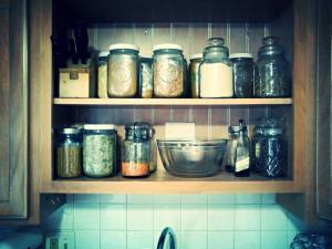 Buying spices in bulk seems to encourage you to use them more frequently.